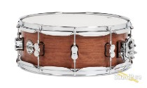 PDP 5.5x14 Limited Edition Bubinga/Maple Snare Drum
