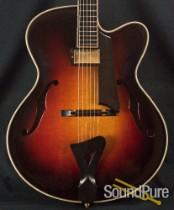 """Comins 17"""" Classic Model Archtop Guitar No. 0267"""