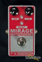 FX Engineering RAF Mirage Compressor Effect Pedal - Used