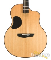 McPherson MG 4.0XP African Mahogany/Sitka Spruce #2455