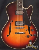 Comins GCS-1 ES Autum Burst Semi-Hollow Electric 1ES112113