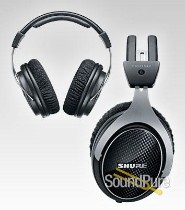 Shure SRH1540 Closed-back headphones