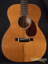 Bourgeois Aged Tone Adirondack/Mahogany OM Acoustic Guitar
