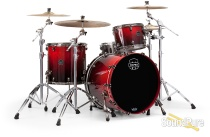 Mapex 3pc Saturn V MH Exotic Rock Shell Pack Cherry Mist