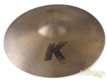 "Zildjian 20"" K Jazz  Ride Cymbal"