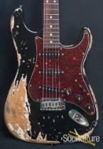 Suhr Classic Extreme Antique Black Alder Guitar 28210 -Used