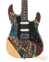 Tyler Studio Elite Burning Water Electric Guitar #15176