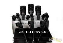 Audix D2 Trio Drum Mic Package