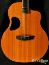 McPherson 4.0XP Redwood/Brazilian Acoustic Guitar #2016-Used