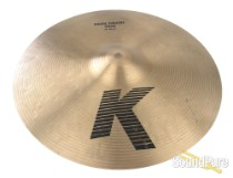 "Zildjian 15"" K Dark Thin Crash Cymbal"