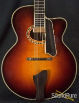 Eastman AR804CE SB 3294 Spruce/Maple Archtop Guitar - Used