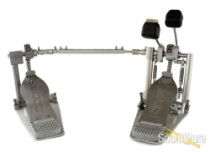 DW 9002 Tittanium Limited Edition Double Bass Drum Pedal