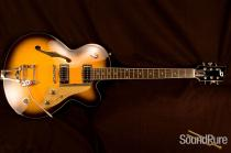 Duesenberg Carl Carlton 2-Tone Sunburst 074858 Electric Guitar