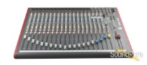 Allen & Heath ZED-22FX 22 Ch Live / Recording Mixer with USB, FX, and SONAR X1