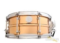 Dunnett Classic 6.5x14 Gergo Borlai 2N Bronze Snare Drum