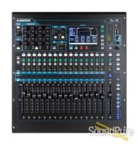 Allen & Heath Qu-16 QU Series 16-Ch Rackmountable Digital Mixer for Live, Studi
