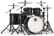 Mapex Armory 6pc Studioease Shell Pack Transparent Black