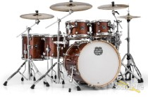 Mapex Armory 6pc Studioease Shell Pack Transparent Walnut