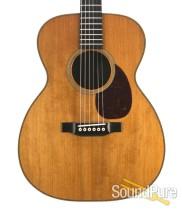 Bourgeois Aged Adirondack/Madagascar Deep OM Acoustic Guitar