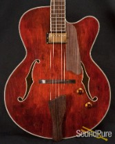 Eastman AR403CE Electric Archtop Guitar #5430