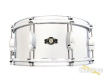 George Way 6.5x14 Hollywood Snare Drum Chrome Over Brass