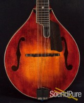 Eastman MD805-PGE Honeyburst Mandolin 6390