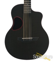 McPherson Kevin Michael Carbon Fiber Travel Guitar CT468RB