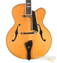 Buscarino Virtuoso Archtop Guitar B0535096 - Used