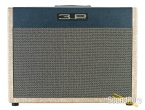 3rd Power Amplification Vintage Series 2x12 Custom Fawn/Blue