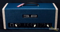 3rd Power Amplification British Dream MKII Head - Blue/Fawn