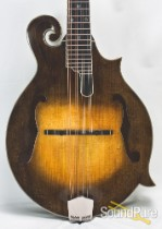 Eastman MD815V Varnish Finish Adirondack/Maple Mandolin 6489