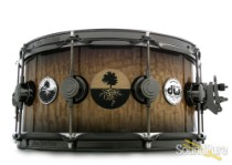 DW 6.5x14 Collectors Series 40th Anniversary Snare Drum-Tamo