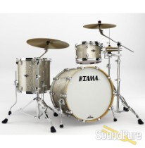 Tama 3pc Starclassic Performer B/B Drum Set-Vintage Nickel