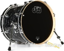 DW Performance Series 14x18 Bass Drum Black Diamond