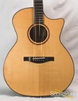Eastman AC722CE Grand Auditorium Acoustic Guitar 8714 - Used