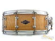 Craviotto 5.5x14 Birdseye Maple Custom Snare Drum Satin
