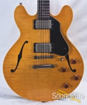 Collings I-35 LC Aged Blonde Electric Guitar 15704