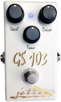 Jetter Gear GS103 Overdrive/Boost Pedal