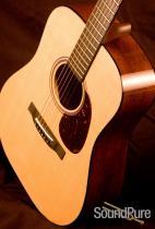 Santa Cruz D/PW Mahogany sn 5815 Acoustic Guitar
