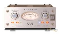 Avalon M5 - Microphone Preamplifier Demo/Open Box