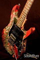 Tyler Studio Elite Burning Water 2K Electric Guitar 08230