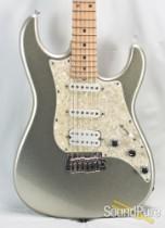 Tyler Studio Elite Metallic Silver Electric Guitar 5174 Used