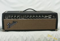 Fender 1965 Showman Head with Voltage Preset - Used