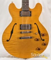 Collings I-35 LC Blonde Electric Archtop Guitar #15713