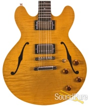 Collings I-35 LC Blonde Semi-hollow Electric Guitar #15713