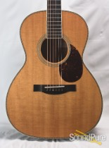 "Santa Cruz ""H"" Model Sitka Spruce/Mahogany Acoustic - Used"