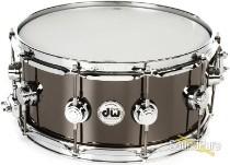 DW Collector's Series 6.5x14 Snare Drum Black Nickel