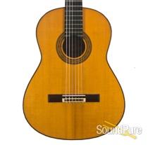 Valeriano Bernal 2001 Maestro Flamenco Acoustic Guitar