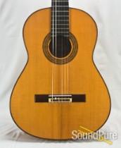 Valeriano Bernal Circa 2001 Maestro Flamenco Acoustic Guitar