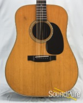 1969 Martin D-28 Acoustic Guitar Brazilian!!! #248554